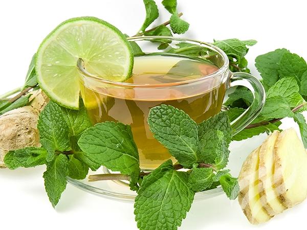 Имбирный чай, худеем вместе