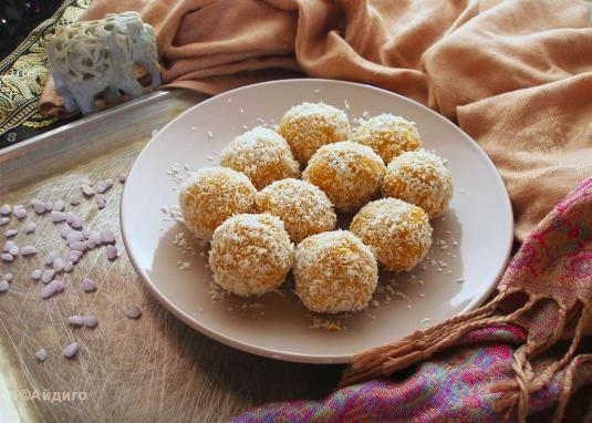 сладости рецепт с фото пошагово индии