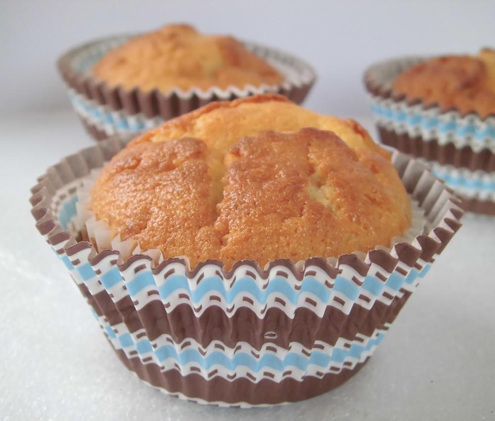 Рецепты кексов в больших формочках