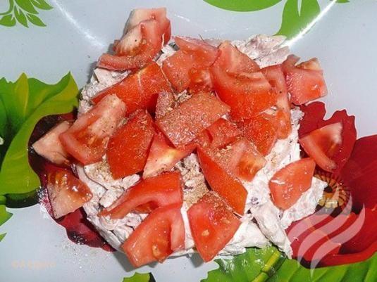 салат жанна рецепт